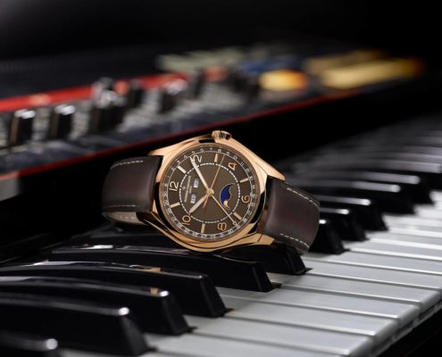 Vacheron Constantin - Client-First Service Expansion to Singapore and Australia